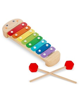 Melissa & Doug® Caterpillar Xylophone Musical Toy With Wooden Mallets by Shop All Melissa & Doug