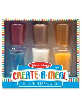 Melissa & Doug® Create A Meal Fill 'em Up Cups by Shop All Melissa & Doug