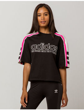 Adidas Og Womens Crop Tee by Adidas