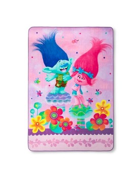 Trolls Bed Blanket (Twin)   Dreamworks® by Shop All The Secret Life Of Pets