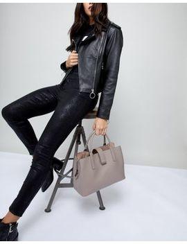 Мягкая сумка тоут Asos Design by Asos