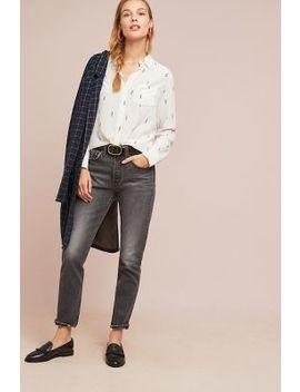 Rails Tigress Silk Buttondown by Rails