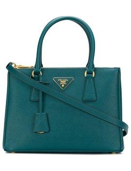 Pradamini Galleria Totehome Women Prada Bags Tote Bags Lurum Pumpsruched Waist Dressmini Galleria Tote by Prada