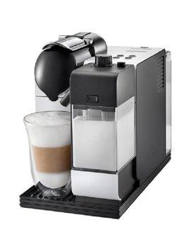 De Longhi White Lattissima Plus Nespresso Capsule System by De Longhi