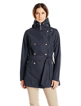 Helly Hansen W Waterproof Welsey Trench Coat by Helly Hansen
