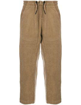 Corelateloose Fit Trousershome Men Corelate Clothing Loose Fit Pants Newport Sneakersplaid Knit Sweaterloose Fit Trousers by Corelate