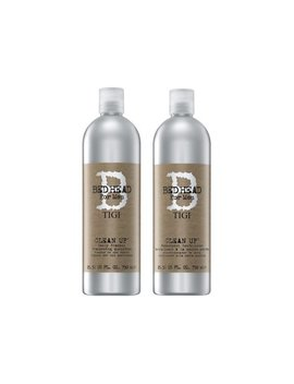 Tigi B For Men Clean Up Shampoo & Conditioner Set 25.36 Oz by Tigi