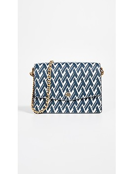 Robinson Printed Shoulder Bag by Tory Burch