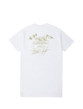 Ghost Town Pocket T Shirt by The Hundreds