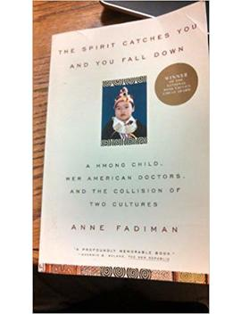 summary on the spirit catches you and you fall down by ann fadiman Order a new paper the spirit catches you and you fall down by ann fadiman is a really interesting book it is remarkable how hard it is for americans to understand different cultures because the united states is such a diverse country however, as an american, i knew the frustrations which.