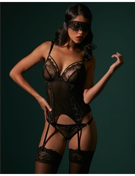 Surrender Basque by Scantilly By Curvy Kate