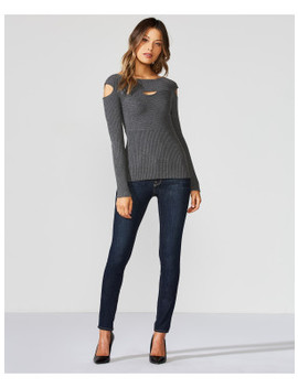 Samovar Ribbed Sweater Perfect For Fall by Bailey44