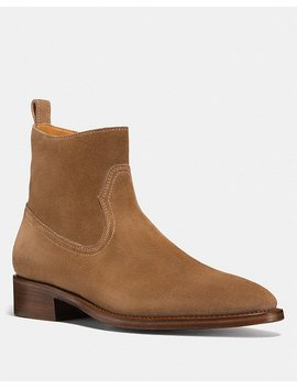Western Boot by Coach