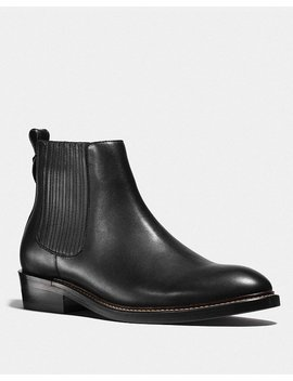 Chelsea Boot by Coach