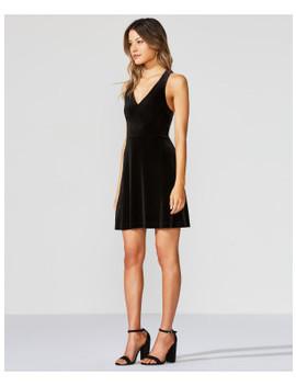 Anya Velvet Dress by Bailey44