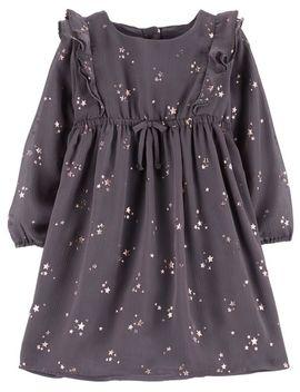 Ruffle Star Dress by Oshkosh