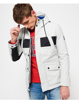 Marina Parka Jacket by Superdry