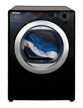 Candy 10kg Condenser Dryer Black/Chrome by Candy