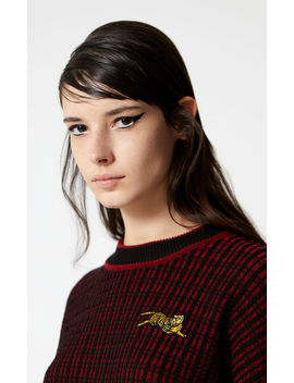 'jumping Tiger' Jumper by Kenzo