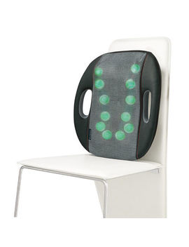 3 D Back Massager by Brookstone