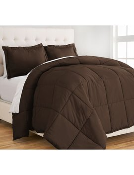 Bare Home Ultra Soft Hypoallergenic Down Alternative Comforter Set by Bare Home