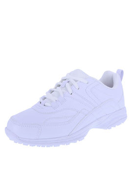 Women's Slip Resistant Athena Sneaker by Learn About The Brandsafe Tstep