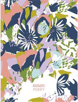 Oh Joy! Bright Blooms   Deluxe Monthly Planner by Erin Condren
