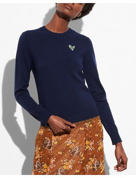 Crewneck Sweater by Coach