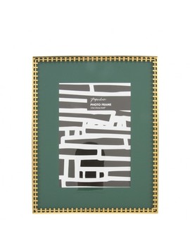 Nola Frame Green 4x6 by Paperchase