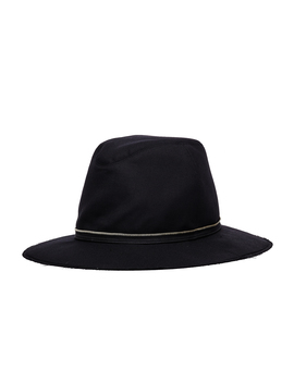 Raw Brim Wool Hat by John Undercover