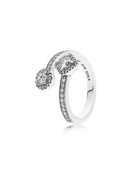 Abstract Elegance, Clear Cz by Pandora