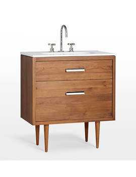 Marquam Teak Single Vanity by Rejuvenation