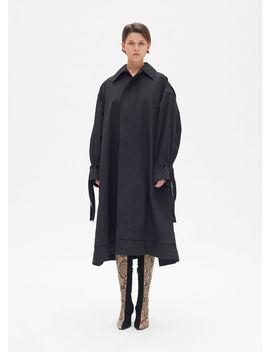 Coat In Light Cotton Gabardine by Celine
