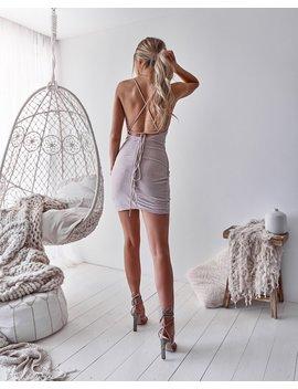 Scarlett Mini Dress by Born To Be Chic