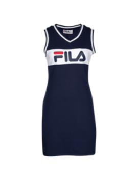 Fila Leigh Rib Dress by Lady Foot Locker