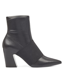 Delayna Pointy Toe Booties by Nine West