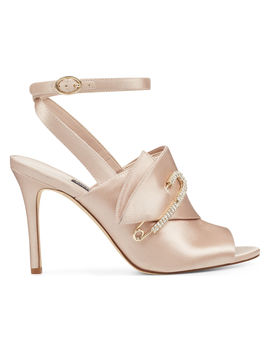 Madge Ankle Strap Sandals by Nine West