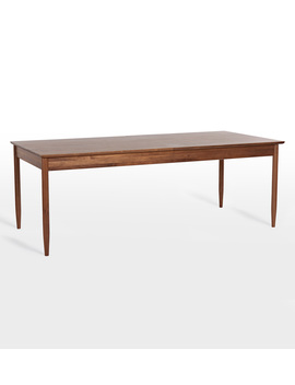 Shaw Walnut Extendable Table by Rejuvenation
