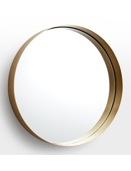 Deep Frame Metal Mirror by Rejuvenation