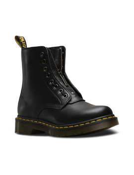 1460 Pascal Front Zip Nappa by Dr. Martens