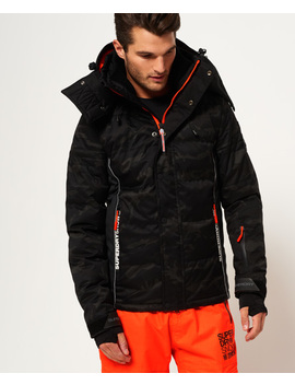 Snow Puffer Ski Jacket by Superdry