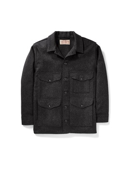 Mackinaw Wool Cruiser Jacket   Extra Long by Filson