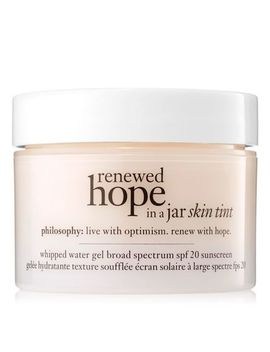 Tinted Moisturizer Gel Cream Spf 20 by Renewed Hope In A Jar
