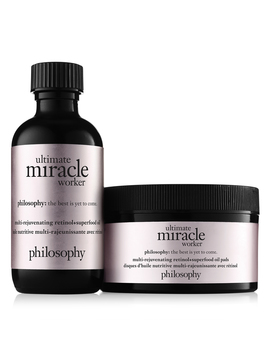 Retinol+Superfood Oil And Pads by Ultimate Miracle Worker