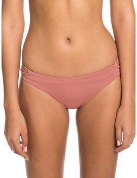 Softly Love Regular Bikini Bottoms by Roxy
