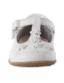 Holiday Editions Baby Girls' Cassia 2 White Dress Shoe Holiday Editions Baby Girls' Cassia 2 White Dress Shoe by Holiday Editions