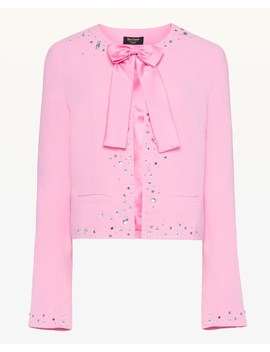 Crystal Embellished Jacket by Juicy Couture
