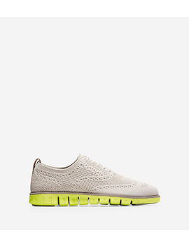 Men's ZerØgrand Winterized Oxford With Stitchlite™ by Cole Haan