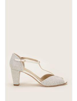 Sandal Mid Heel   1782 Trsasa   Grey by Monshowroom