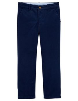 Twill Pants by Carter's
